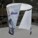 Formulate Conference Wall Tension Fabric Structure