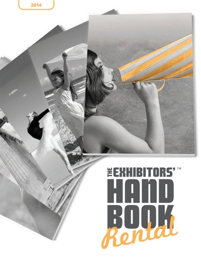 The Exhibitors Handbook Rental Catalog